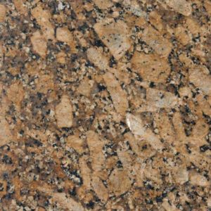 giallo fiorito granite counter houston