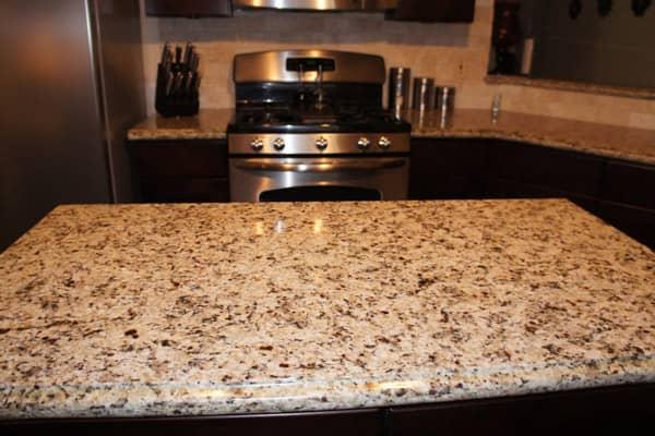 New venetian gold granite hardwood flooring houston for Hardwood floors katy tx
