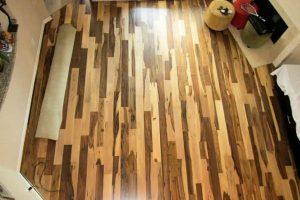 Machiato Pecan Hardwood Flooring