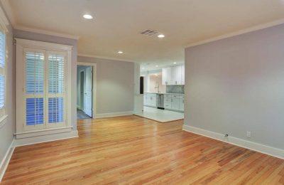Solid Hardwood Floor Repair