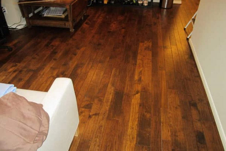 Chalet hickory aspen hardwood flooring houston Wood flooring houston