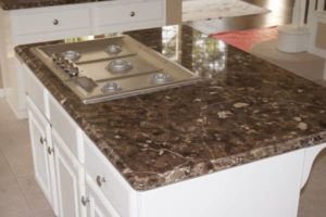 Emparador Dark Kitchen Countertops