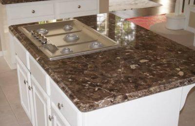 Emparador Dark Kitchen Countertops